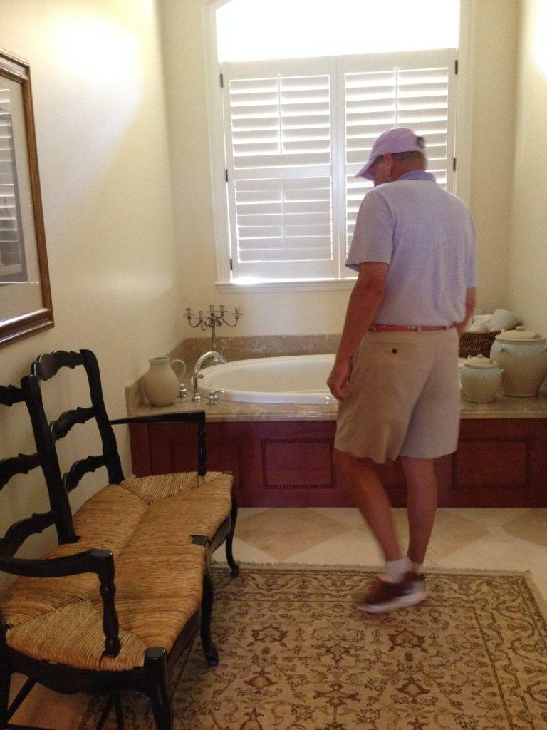 Bathroom Remodel Before Image