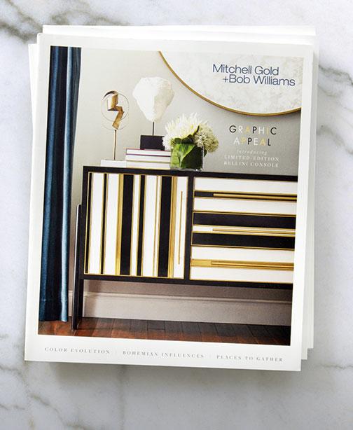 Mitchel Gold Catalog Jill Shevlin Design Ideas for Online shopping
