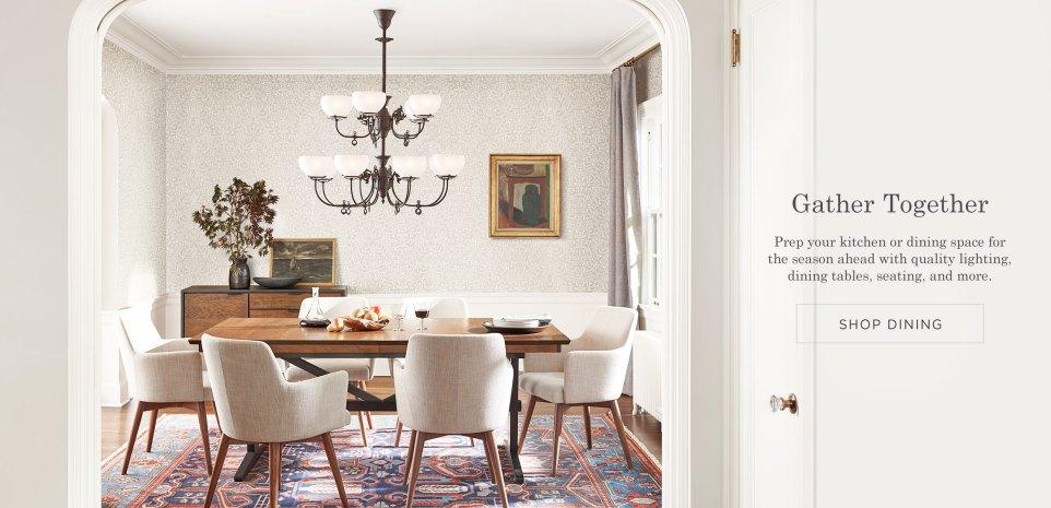 Rejuvenation Dining Room Jill Shevin Design Ideas for Internet Shopping