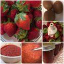 Strawberry Kiwi Jam at Jill's Jams and Jellies