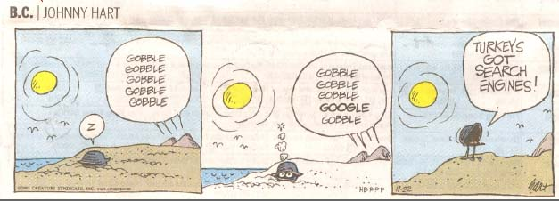 Gobble Google