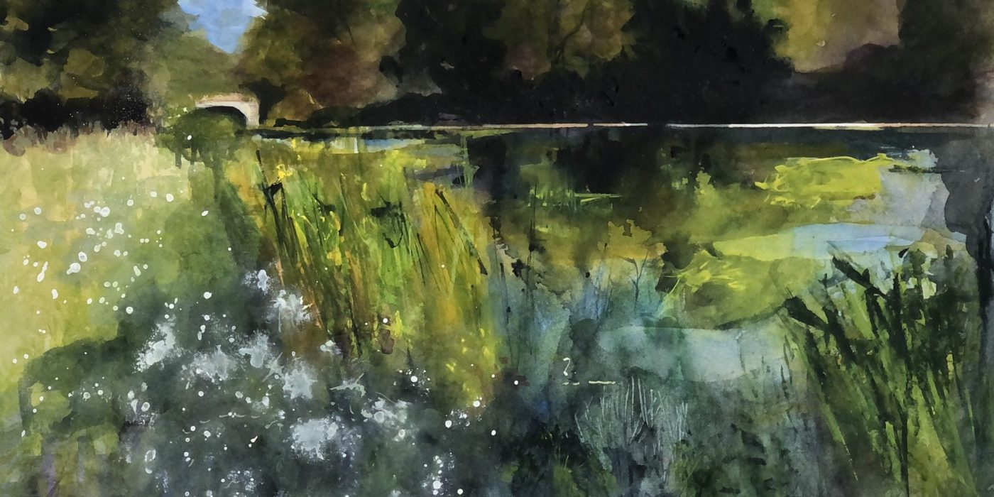 Watercolour 38cmx28cm