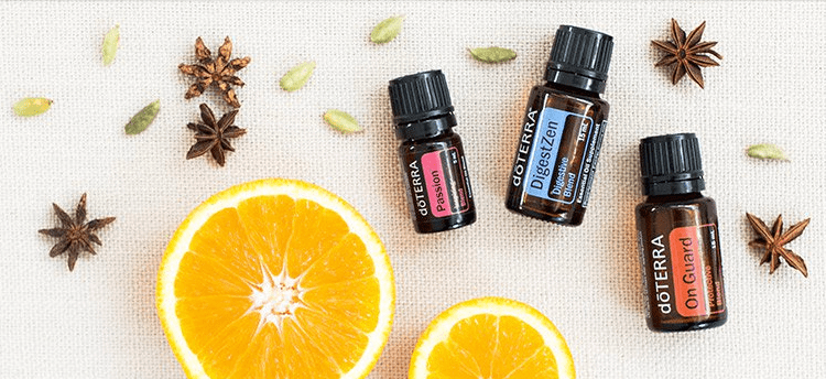 doTERRA dōTERRA Essential Oil Blends
