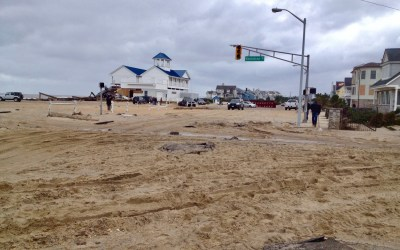 remembering hurricane sandy: front row seats