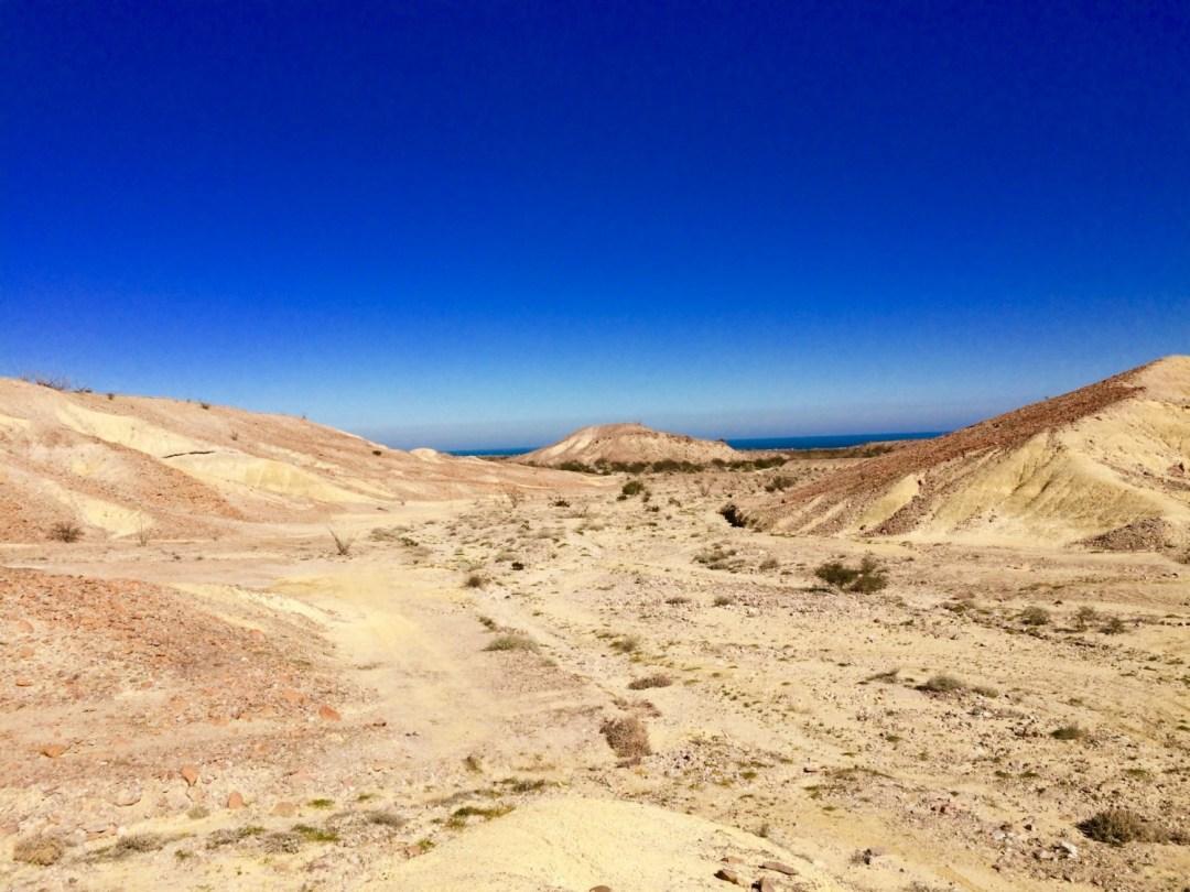 San Felipe Baja Desert