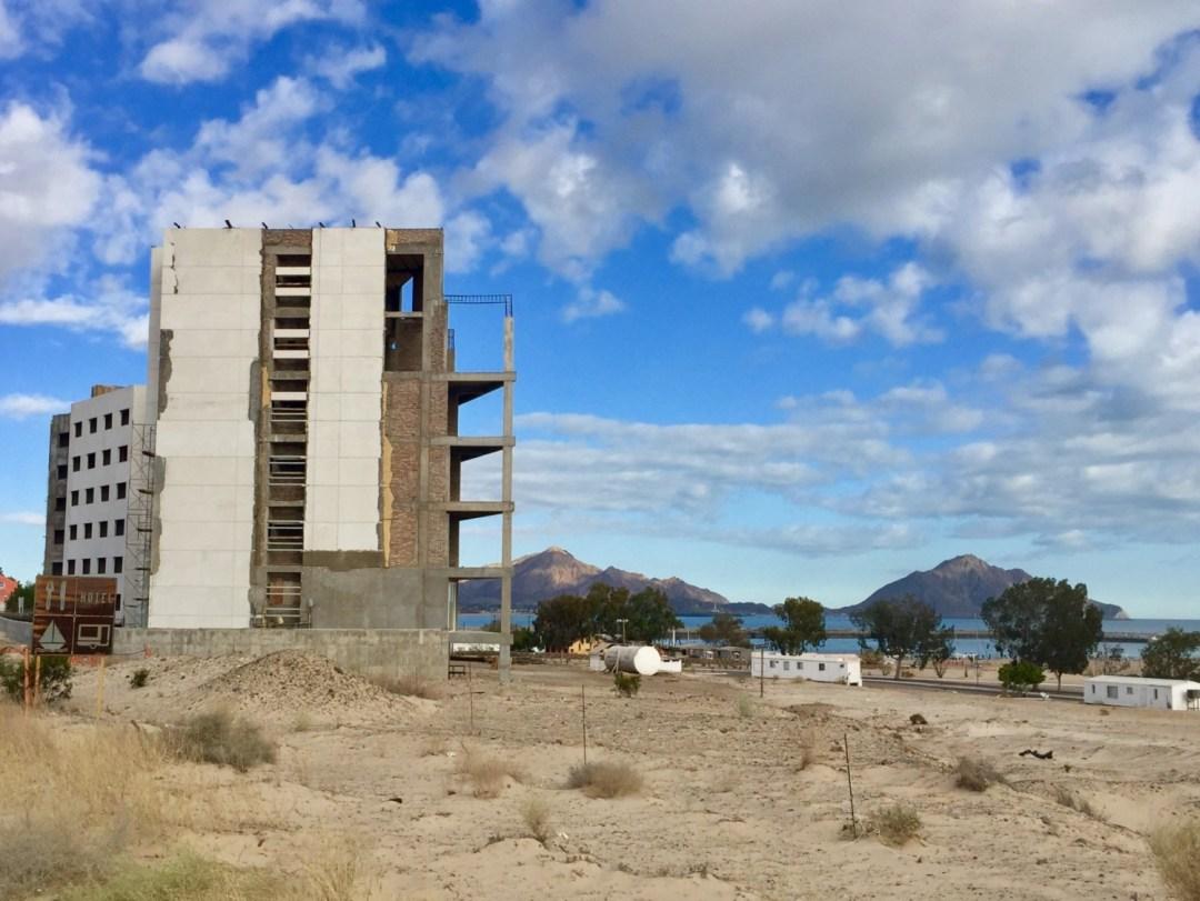 San Felipe Baja mañana