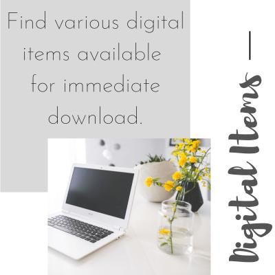 Digital Items