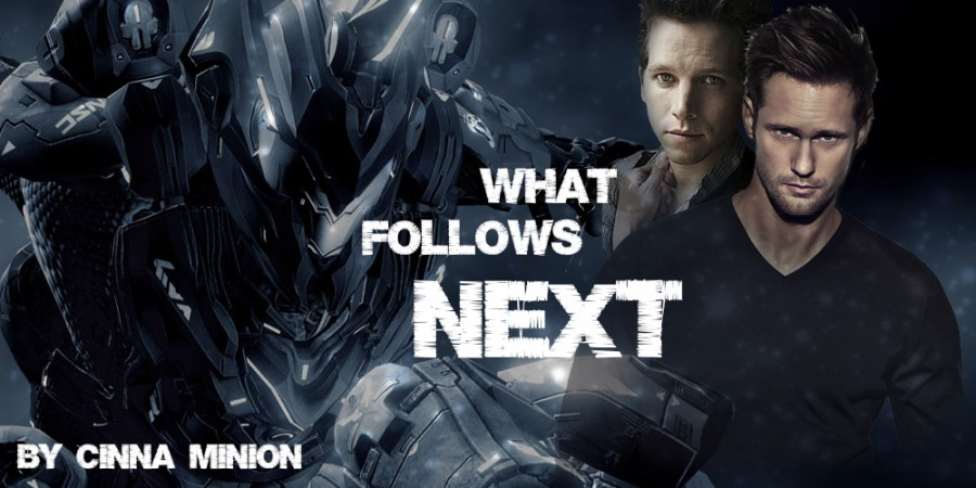 What Follows Next by Cinna Minion