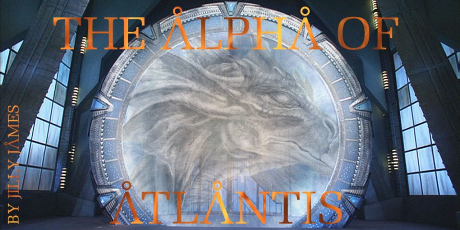 The Alpha of Atlantis by Jilly James