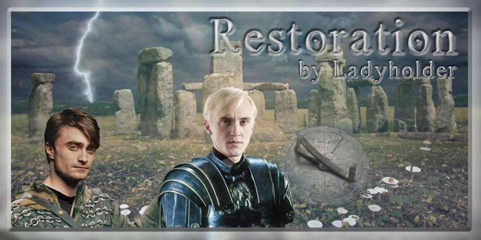 Restoration by Ladyholder
