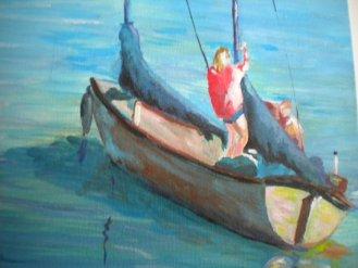 Jeni Sailing