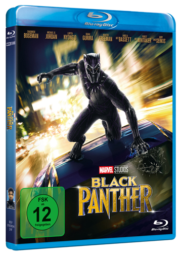 Black Panther auf Blu-ray