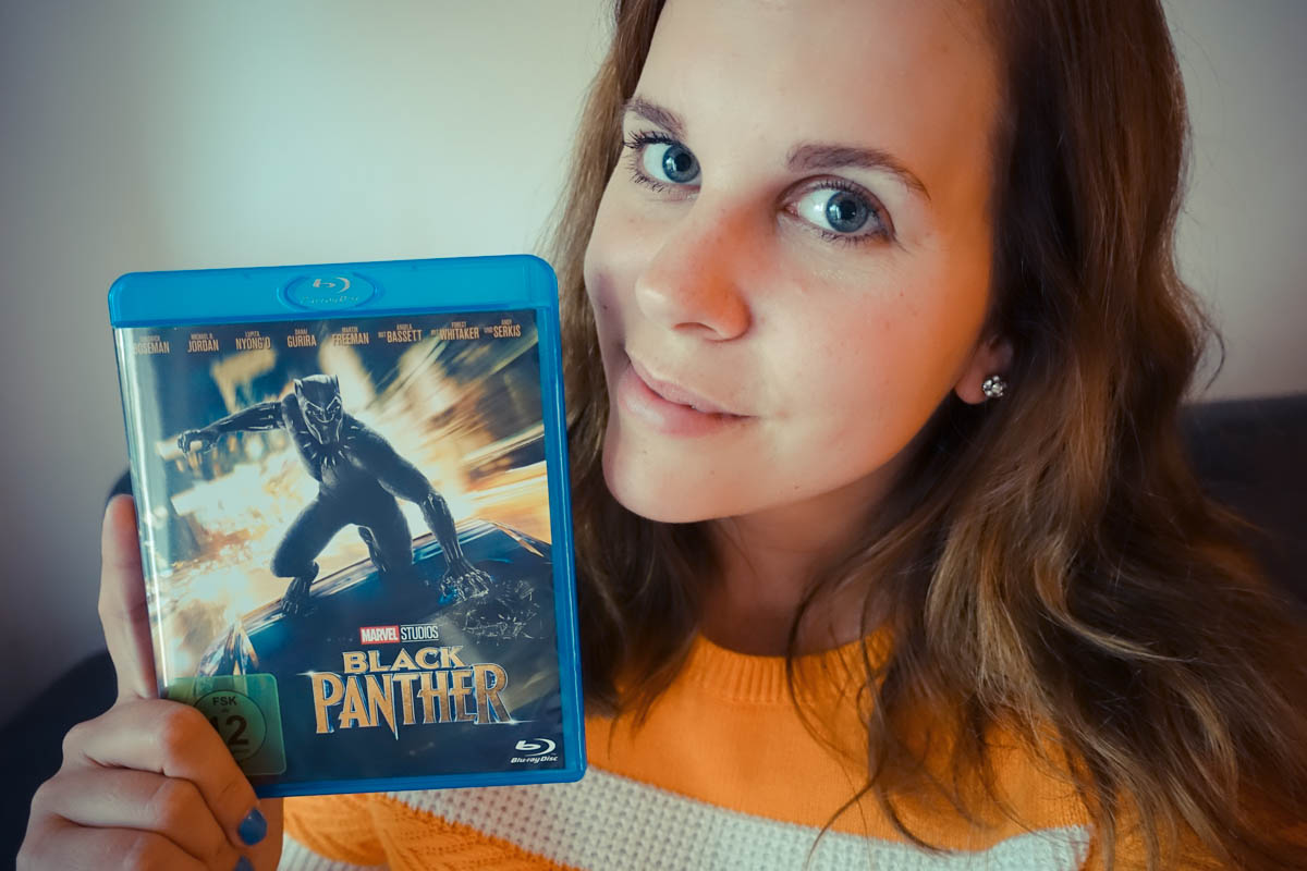 Blu-ray Special: Black Panther