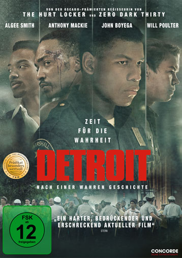 Detroit ab 06. April auf DVD & Blu-ray