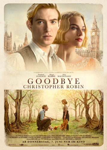 Goodbye Christopher Robin ab 07. Juni im Kino