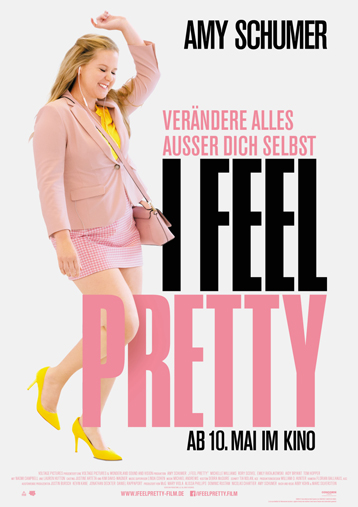 I Feel Pretty ab 10. Mai im Kino