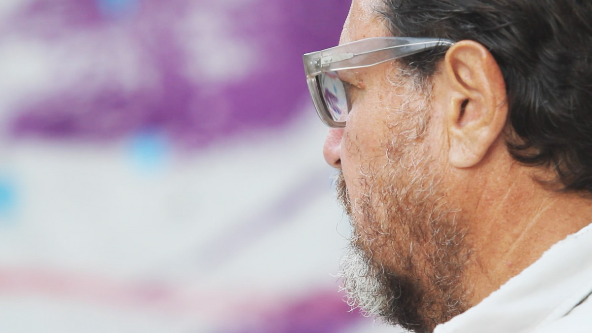 """Julian Schnabel – A Private Portrait"""