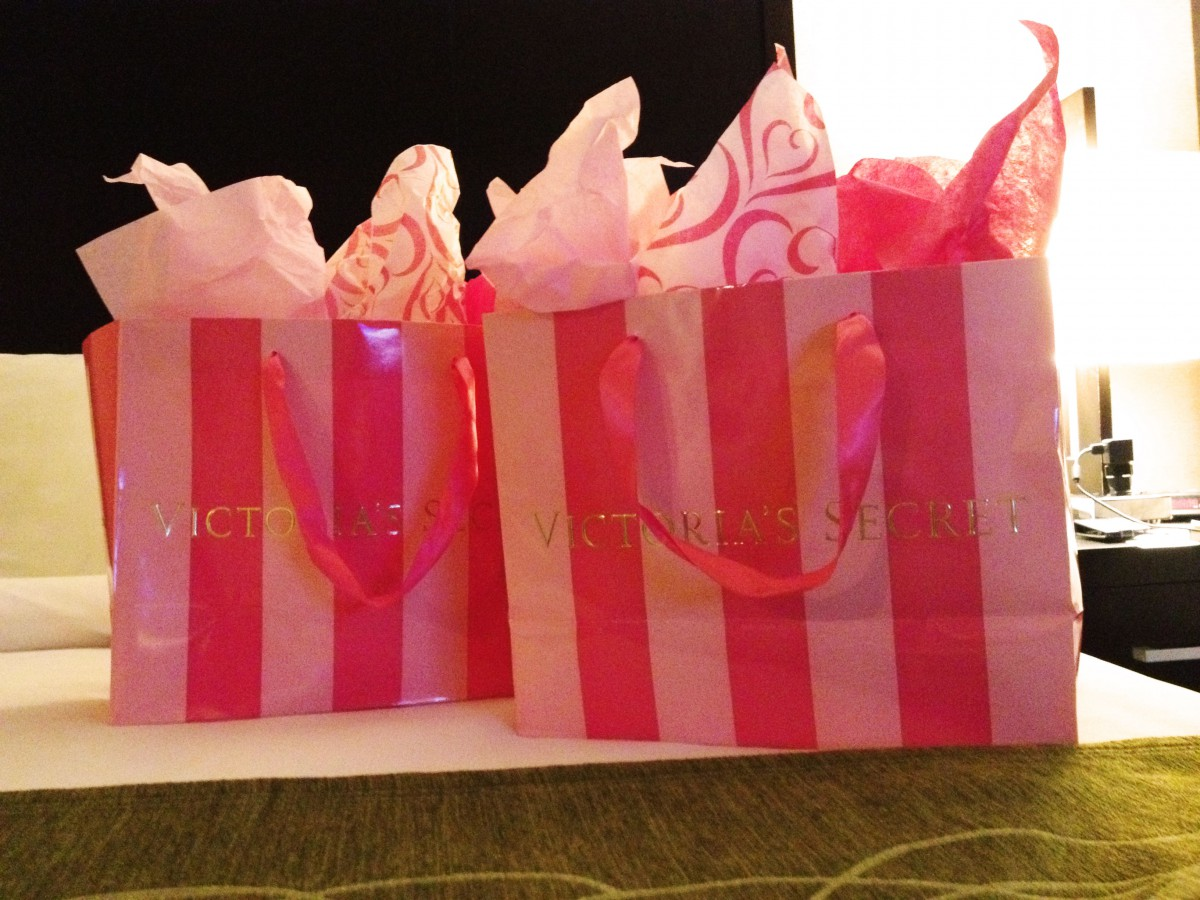 Victoria's Secret Shoppingtüten