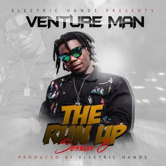 Venture Man-The Run Up!