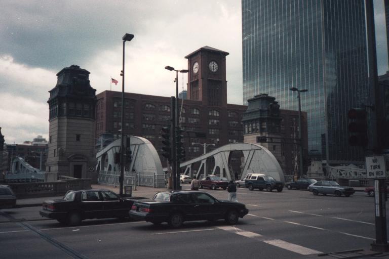 Chicago April 1992