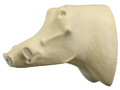 Warthog, G-1935, Straight
