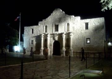 The Alamo in DT San Antonio.