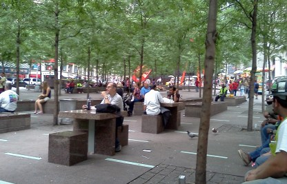 and Zuccotti Park, a sleeping giant