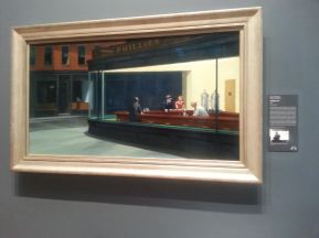 "Edward Hopper's ""Nighthawks"" - Art Institute of Chicago"
