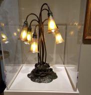 Tiffany lamp, MAM. Want.