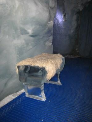 080 Ice bench