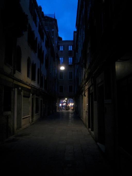 321 Venice at Night
