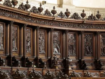 473 San Giorgio Amazing Choir Seats