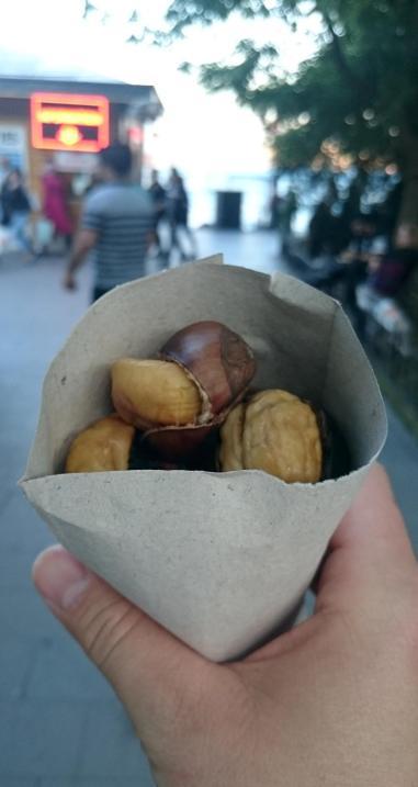 642 Snack - disgusting nuts