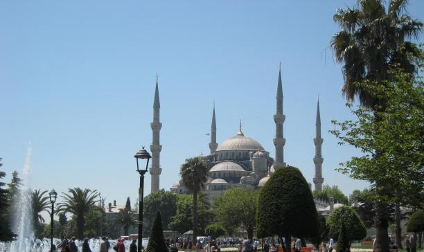 647 Blue Mosque