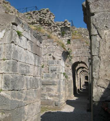 760 Arched Walkway