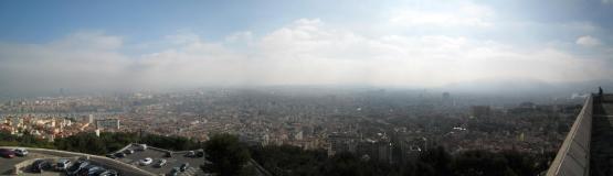 1588 Marseille Inland Panoramic