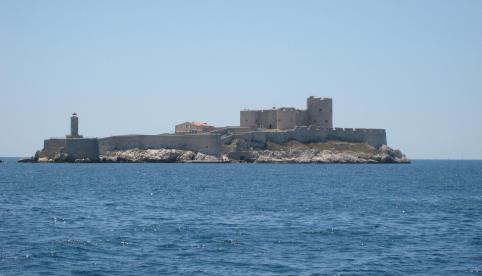 1658 Chateau d'If Island