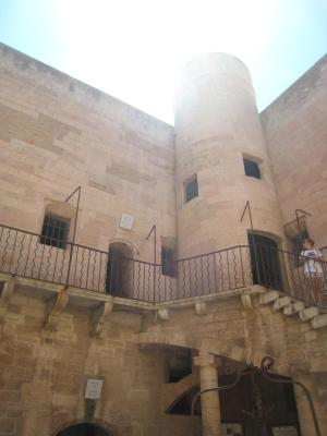 1667 Inside Chateau d'If