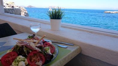 1705 Lunch - Salad