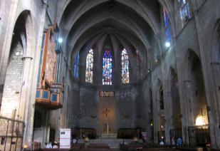 1778 Santa Maria del Pi Interior
