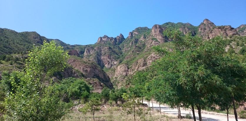 1816 Yingmeng Temple Mountion Hike