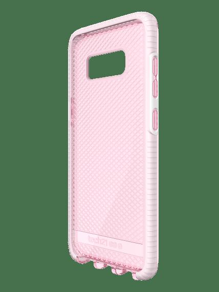 T21-5664 Tech21 Evo Check for Samsung Galaxy S8 - Rose TintWhite (9)