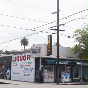 Liquor store; Virgil and Monroe