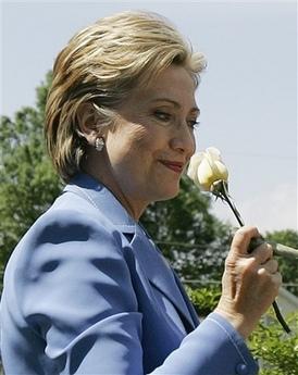 Hillaryinwakeforest