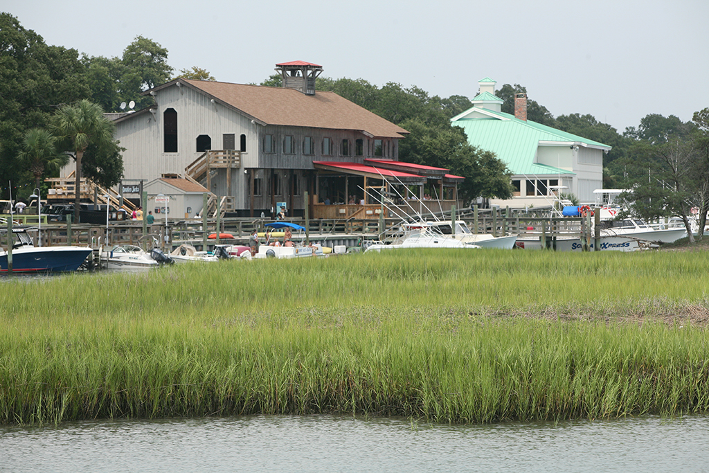 Murrells Inlet is a great spot in South Carolina, minutes from Myrtle Beach.