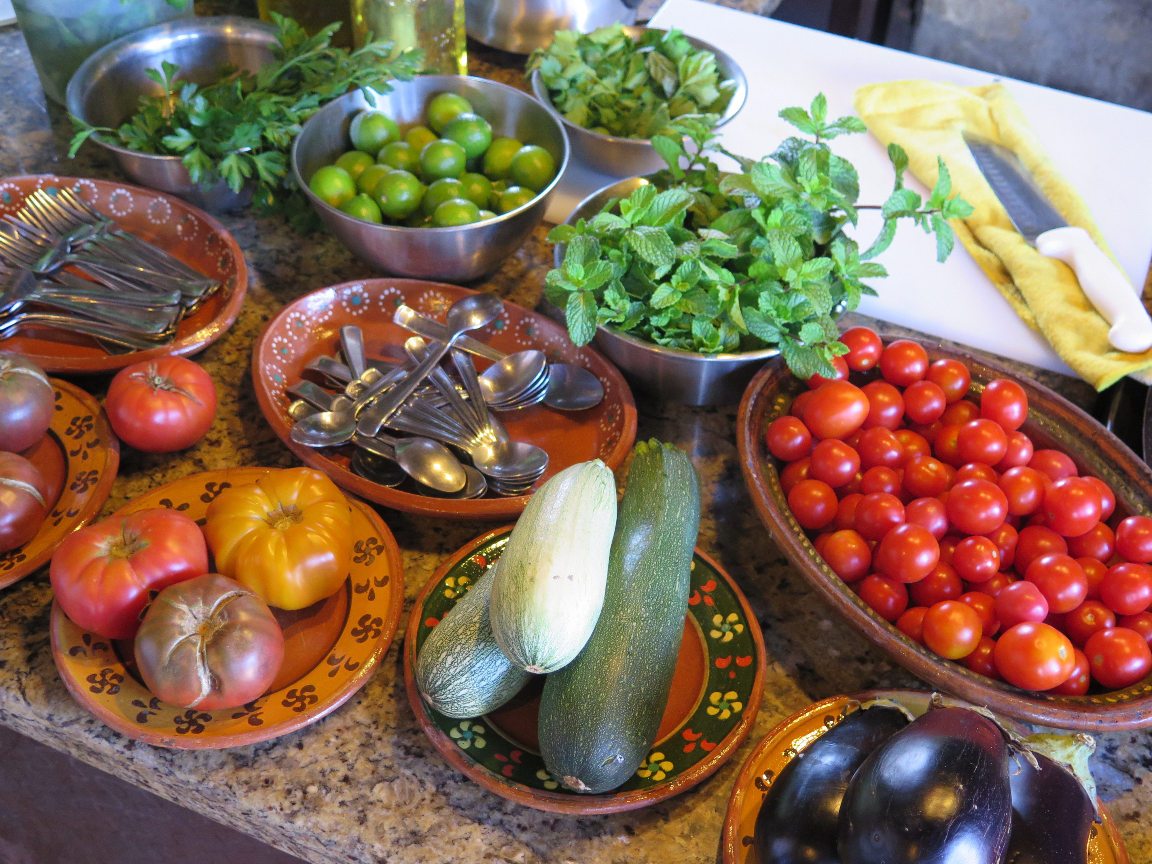 One&Only Palmilla can set you up with a visit to a wonderful local farm and restaurant called Los Tamarindos, where you can make a meal or bottle your own salad dressing.