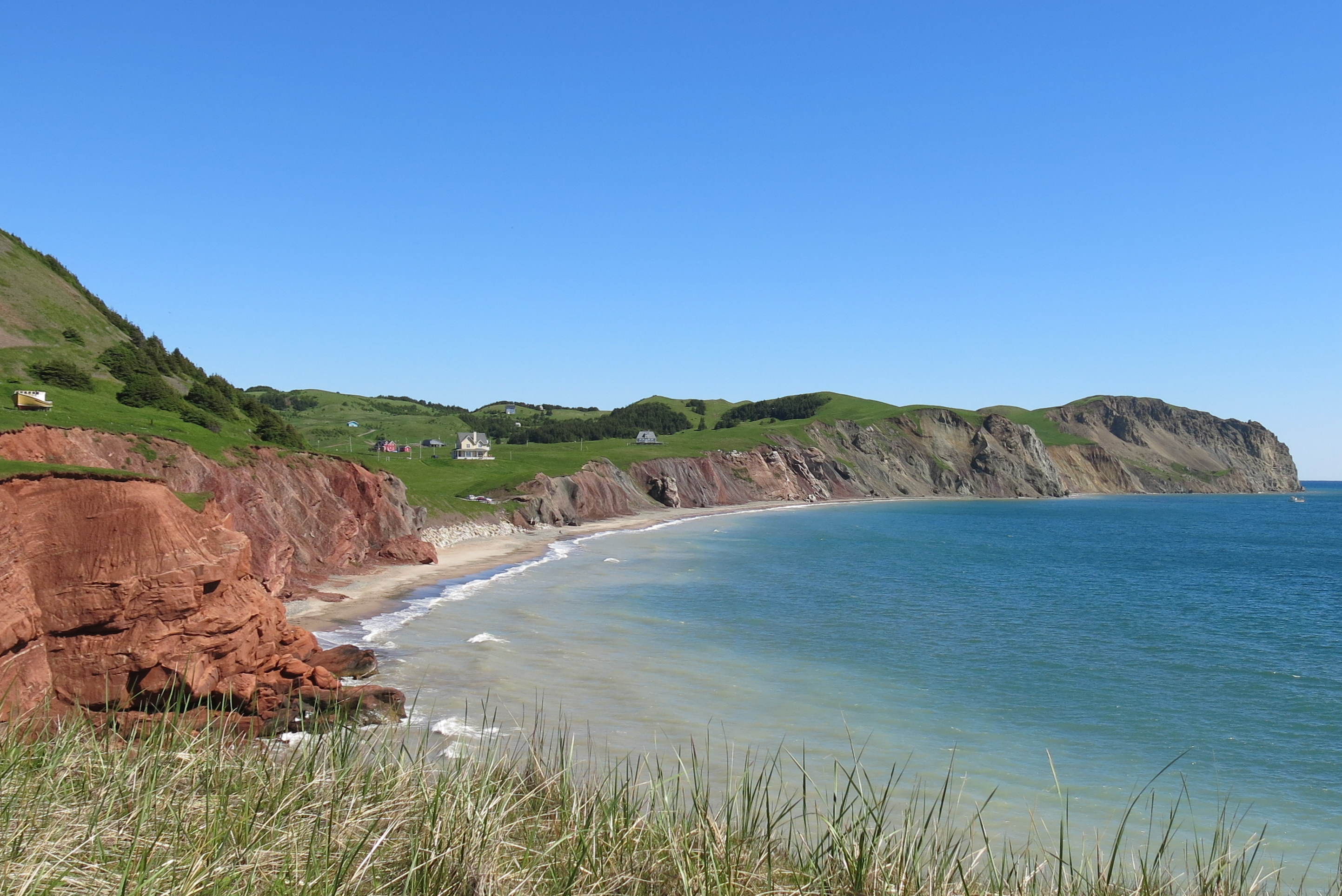 Les Iles de la Madeleine are a truly magical destination in Quebec.