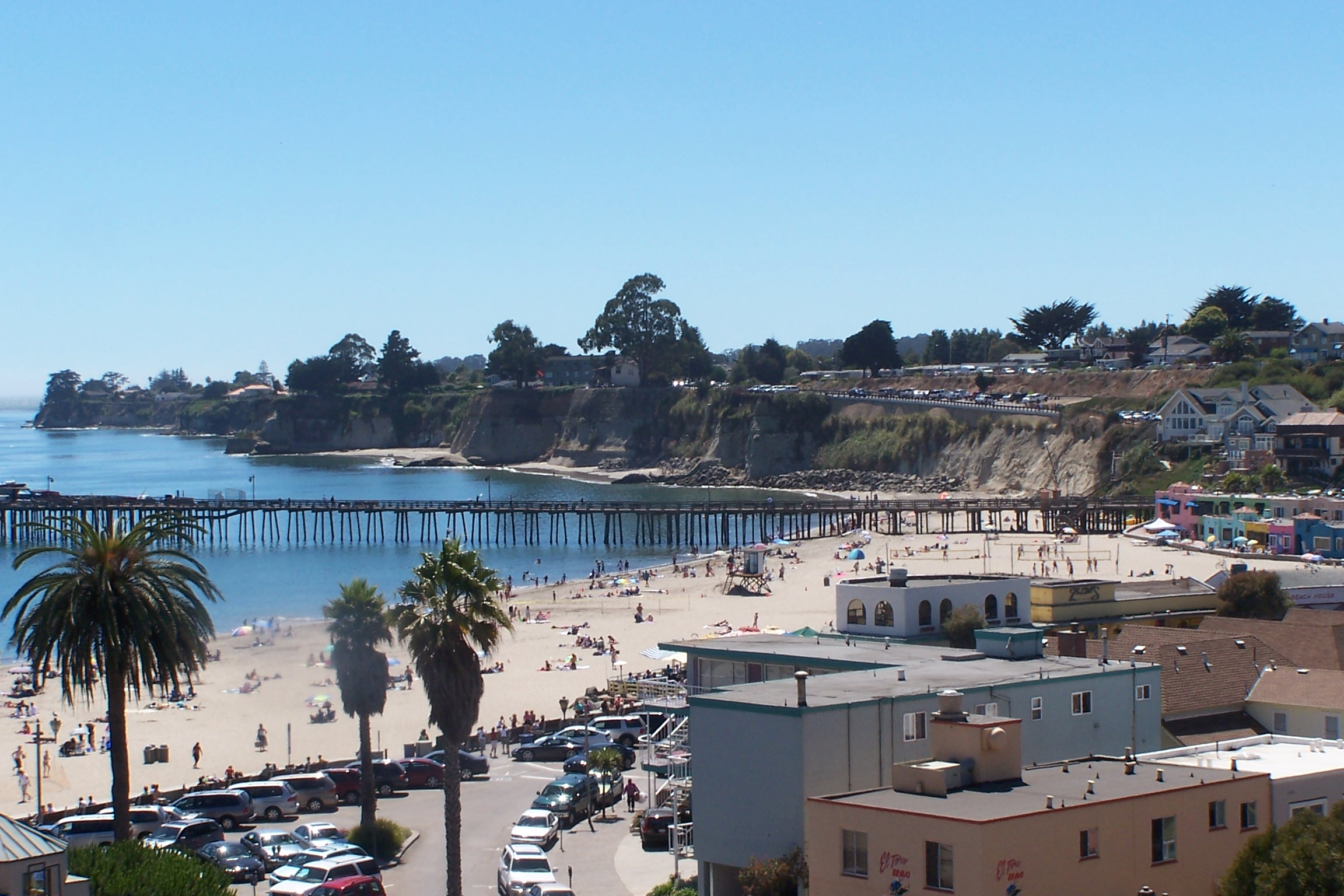 Capitola somehow never made it into a Beach Boys' song.