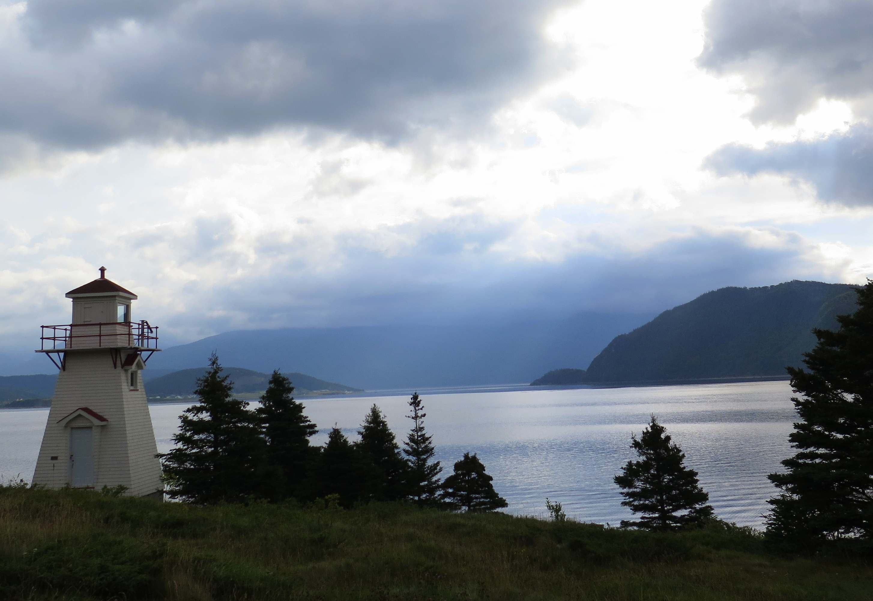 Woody Point and Gros Morne National Park are a lovely part of Newfoundland.