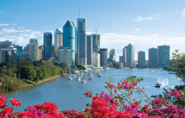 Brisbane Australia is easier to get to than ever with new Air Canada flights from Vancouver beginning in June.